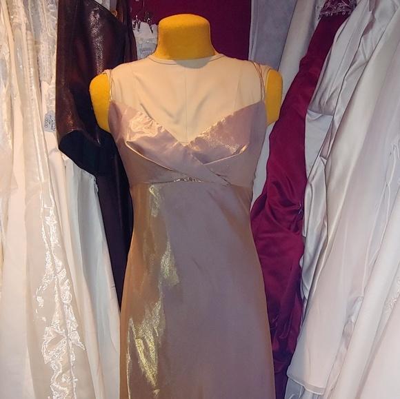 Faviana Dresses & Skirts - Gorgeous shimmering Formal Dress Size 11/12